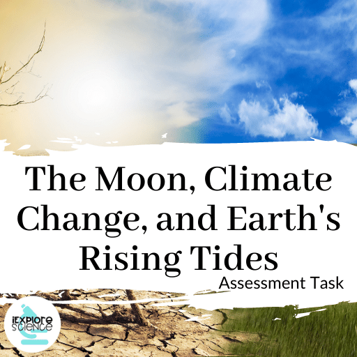 The Moon, Climate Change, and Earth's Rising Tides
