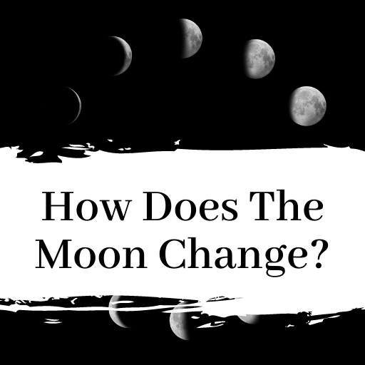 How Does the Moon Change?